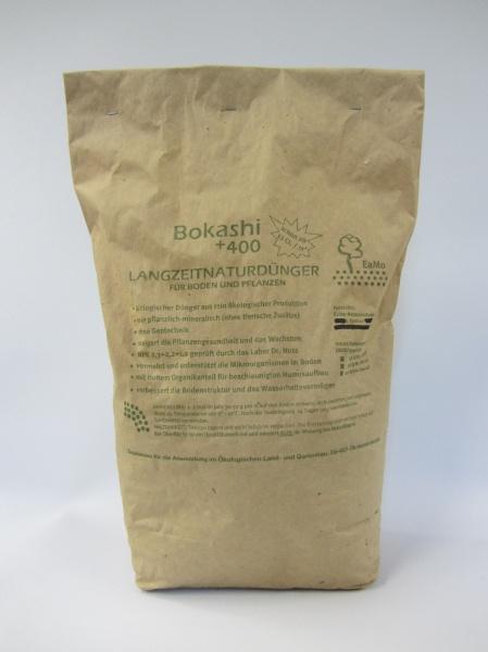 Bokashi +400 Langzeitdünger