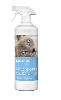 Biplantol Katzenklo Geruchsstopp Spray
